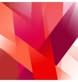 Abstract background with colorful overlapping vector image vector image