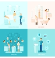 Personal And Family Care Icons Set vector image