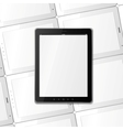tablet computers vector image vector image