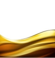 Oily wave background vector image vector image
