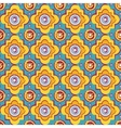 Seamless byzantine style background vector image