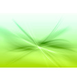 Abstract Green vector image