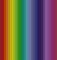 Vertical Colorful Spectrum Striped Seamless vector image