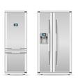 refrigerator 03 vector image
