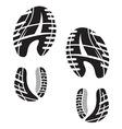 Otisak cipela5 vector image