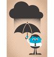 Sad Man vector image