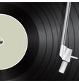 vinyl background vector image