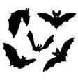 Halloween Bats vector image