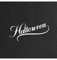 Halloween Holiday vector image