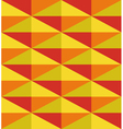 geometric pattern from triangle vector image