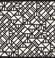 seamless pattern mesh repeating texture vector image