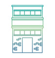 building construction monochrome icon vector image