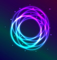 Abstract background with blue purple shading vector image vector image
