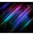 neon glow vector image vector image