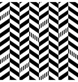 Classic Seamless Chevron Pattern vector image vector image