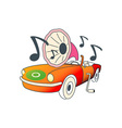 Automobile-Gramophone-380x400 vector image