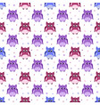 angry strict surprised colorful owls vector image