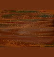 brown wood texture vector image