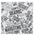 Capture Clients with Words That Hook and Graphics vector image