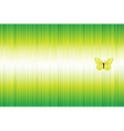 Abstract Background With Butterfly vector image vector image
