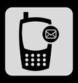 cellphone service vector image