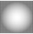 abstract dotted backgroundhalftone effect vector image