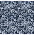 mechanism seamless background vector image