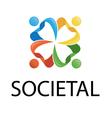 Societal Design vector image