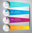 infographic business template design Can be used vector image