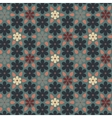 Seamless abstract vintage pattern vector image