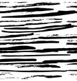 Hand drawn seamless patterns modern vector image