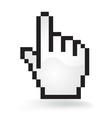 Cursor Hand vector image