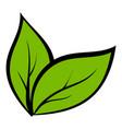 plant seedling icon cartoon vector image