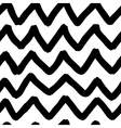 seamless doodle pattern Abstract vector image
