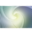 yellow purple grey glowing spiral background vector image