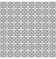 Arabian seamless net pattern vector image