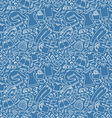 Clothes pattern vector image vector image