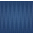 Seamless blue wavy background vector image