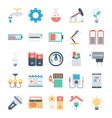 Energy and Power Icons 3 vector image