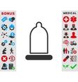 Preservative Icon vector image