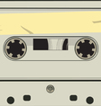 cassette tape vector image vector image