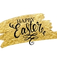 Easter greating card vector image