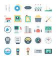 Energy and Power Icons 6 vector image