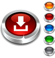 Download 3d button vector image