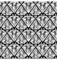 diamond shapes background vector image