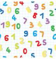 figures pattern vector image