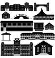 Australian Architecture-6 vector image vector image