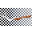 Water splash Transparency vector image