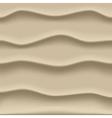 beach sand background vector image