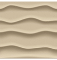 beach sand background vector image